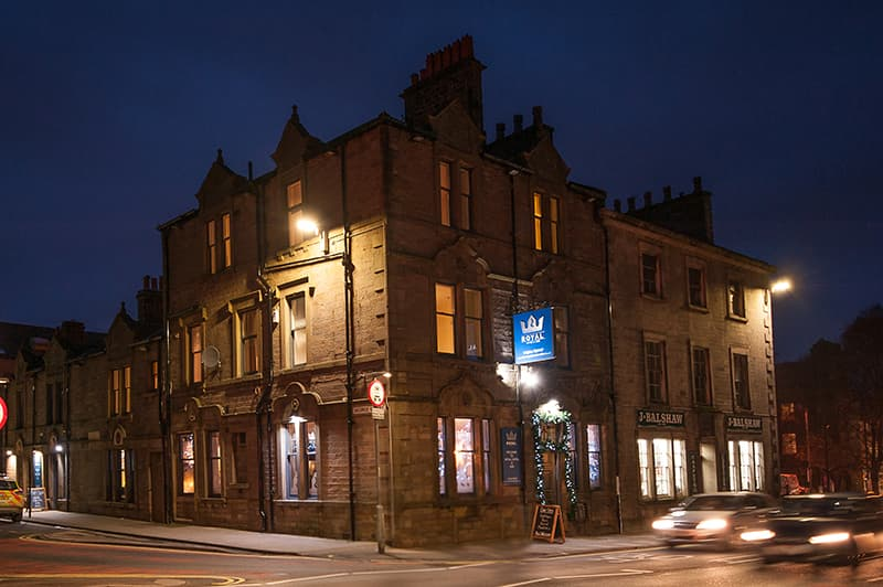 Recently recognised as one of the best hotels in Lancaster
